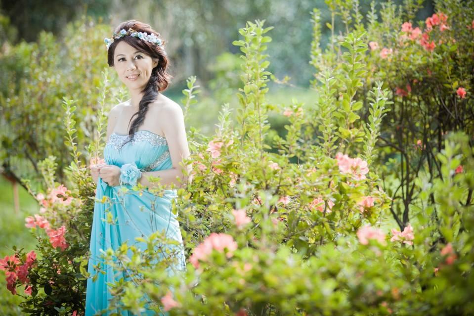 自助婚紗造型師