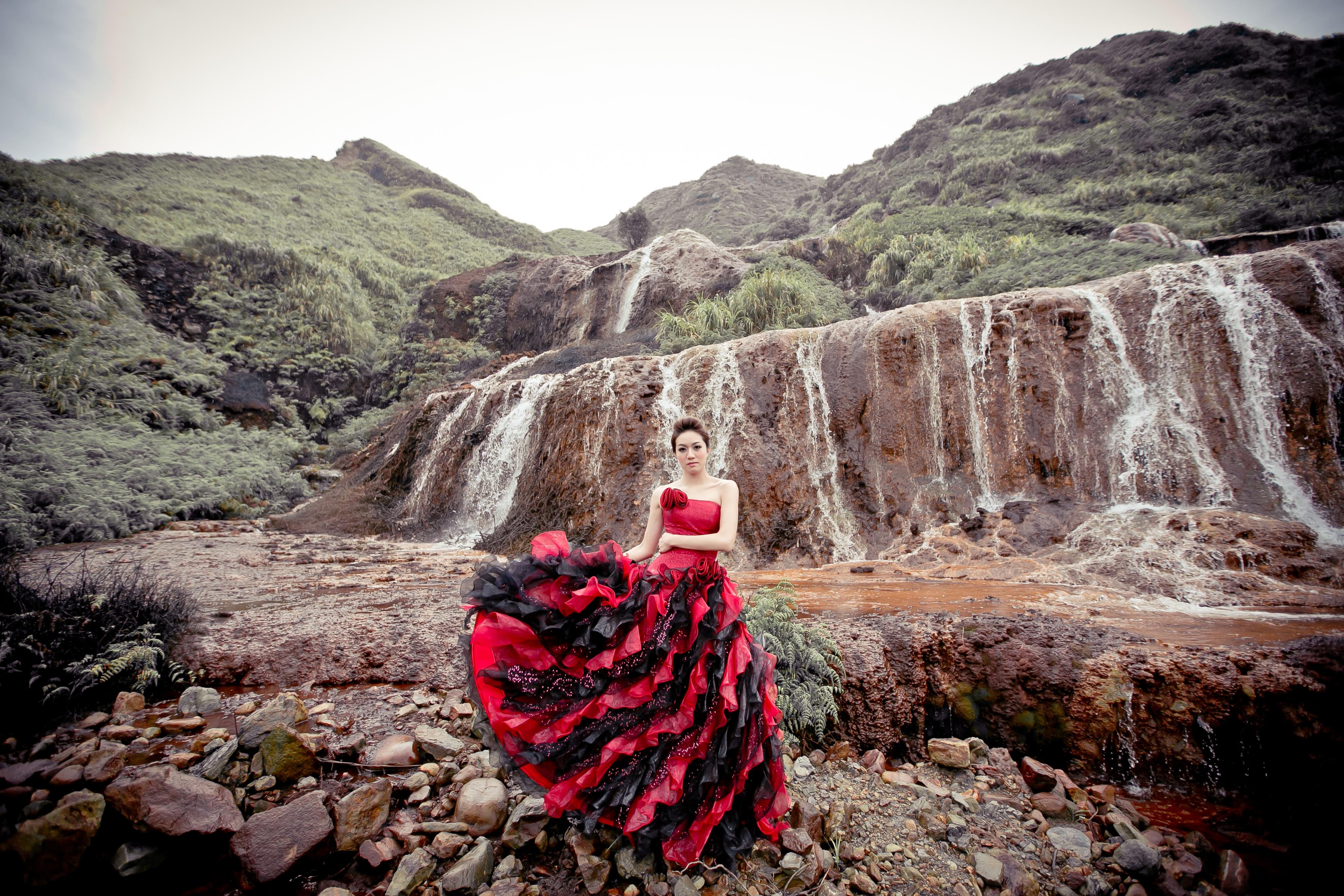 婚紗拍攝景點推薦-金瓜石